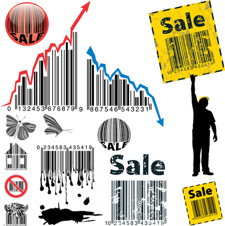 Barcodes Stock Vector - 2150238