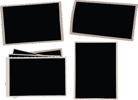 grunge photo frame: Cornici antiche