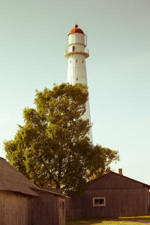 navigational light: Tahkuna Lighthouse in Hiiuma island is the highest lighthouse in Estonia.