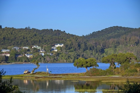 Knysna, Garden Route, Western Cape Province, South Africa.