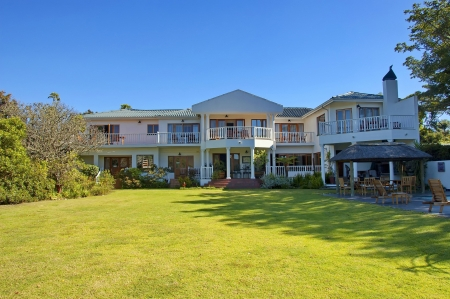 Knysna, Garden Route, Western Cape Province, South Africa. Waterfront Lodge.