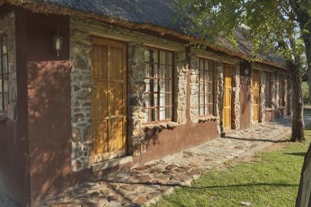 guest room: Kudus Rus Game Lodge, 14 novembre 2011, Casa con camera per gli ospiti in Kudus Rus Game Lodge, Kudus Rus Riserva Naturale, Rustenburg, Sudafrica