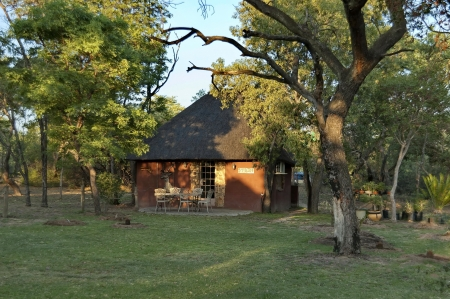 rus: Kudus Rus game lodge, November 15, 2011, Dwelling house in Kudus Rus game lodge, Kudus Rus Nature Reserve, Rustenburg, South Africa
