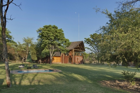 rus: Kudus Rus game lodge, November 15, 2011, House with conference hall in Kudus Rus Game Lodge, Kudus Rus Nature Reserve, Rustenburg, South Africa