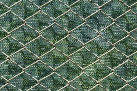 Fence wire net background Stock Photo - 22691570