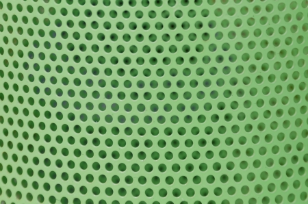 Green metal grid background Stock Photo - 22691584
