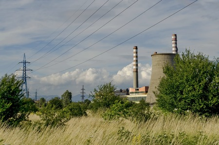 sofia: Thermoelectric power plant Sofia Iztok, Sofia