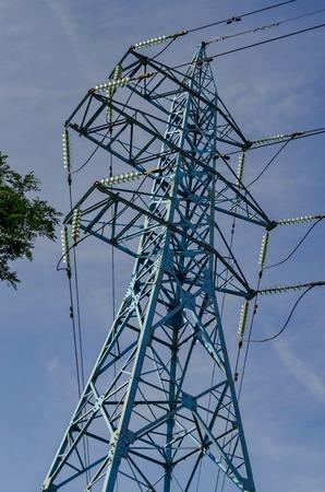 energia electrica: Electric power transmission line, Sofia