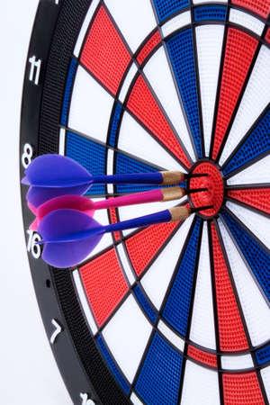 common target: 3 Volltreffer