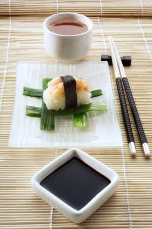 soysauce: Sushi Nigiri