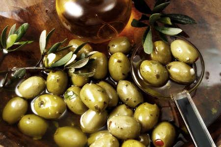 foodstill: fresh olives