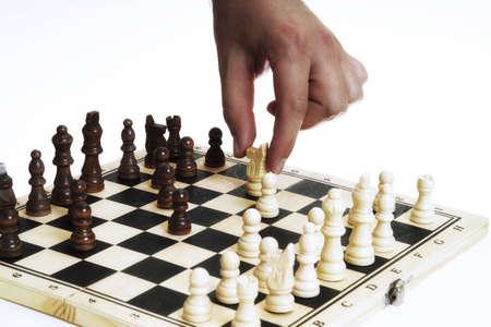triumphing: chess