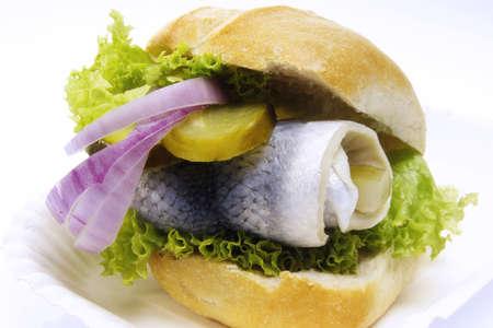 comida alemana: Rollmops, comida t�pica alemana