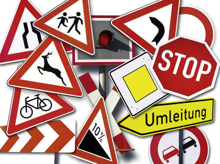 prohibitions: traffic signs LANG_EVOIMAGES