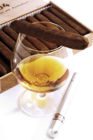 foodstill: cognac and cigars
