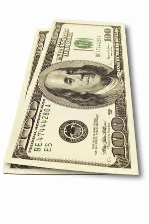 one hundred dollars: One hundred Dollars notes