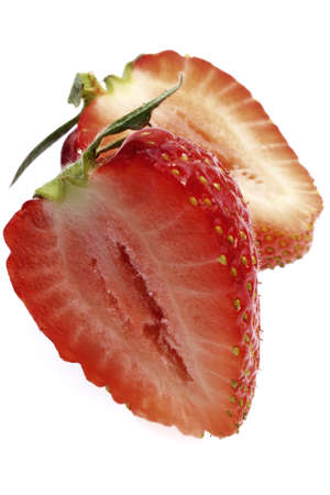 foodstill: Strawberry, cross section