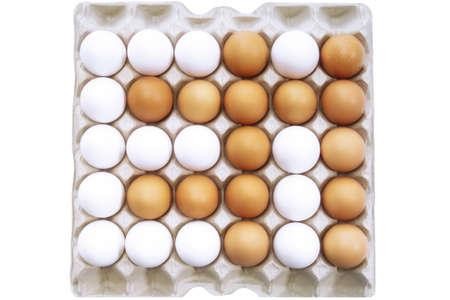 juxtaposing: Eggs
