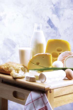 foodstill: foodstill wtih cheese and milk