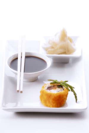 soysauce: Sushi platter