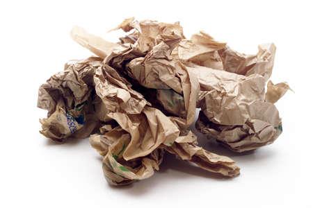 waste paper: Desperdicios de papel
