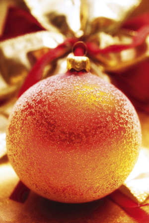 traditon: Christmas tree ball
