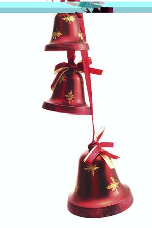 traditon: Christmas bells, close-up LANG_EVOIMAGES