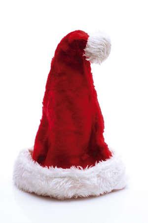 traditon: Santa Claus hat, close-up