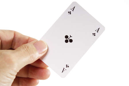 gratify: Ace of Clubs