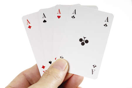 gratified: Four aces