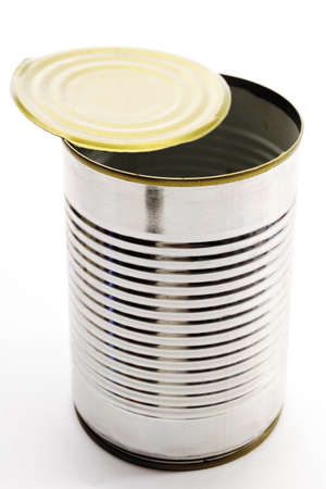 Open can Stock Photo - 23674763