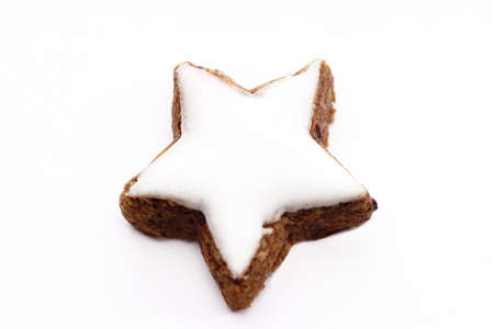 traditon: Star-shaped cinnamon cookie LANG_EVOIMAGES