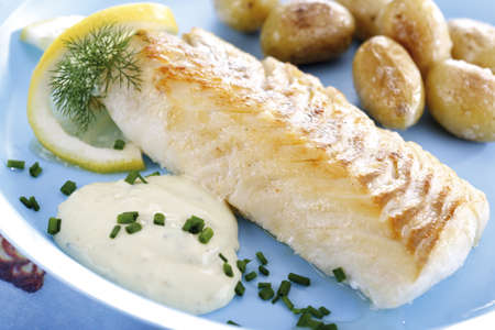 seafish: Codfish with remolade and roast potaoes LANG_EVOIMAGES