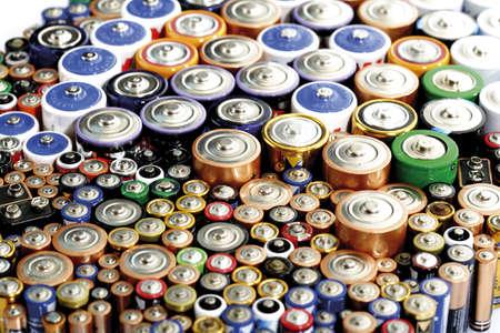 Vaus batteries Stock Photo - 23674937