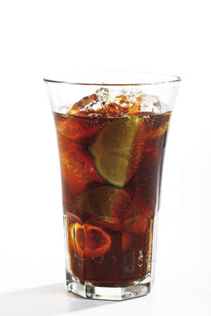 citrons: Cuba libre drink