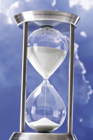 exactitude: Hour glass, close-up