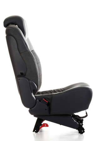 car seat: Car seat, close-up