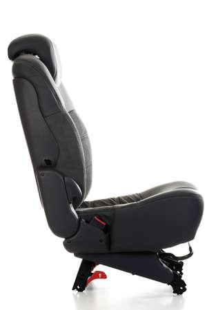 motorcars: Car seat, close-up