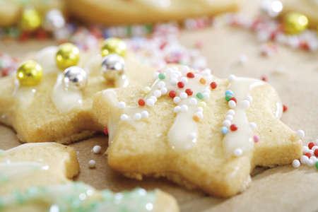 interiour shots: Shortcrust biscuits LANG_EVOIMAGES