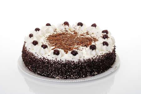 interiour shots: Black Forest Cake LANG_EVOIMAGES