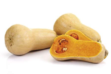 butternut: Butternut pumpkins, close-up