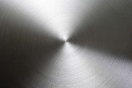 Stainless steel, close-up (full frame)