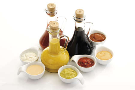 sauces: Dips and sauces