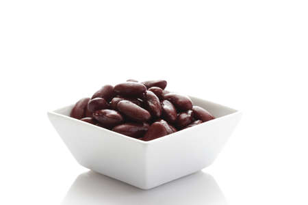 interiour shots: Kidney beans in bowl