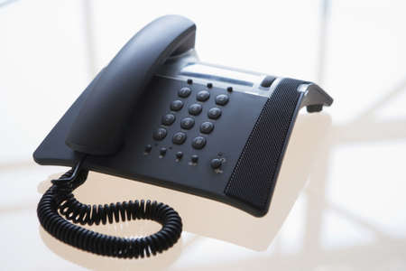 Telephone, close-up Stock Photo - 23752721