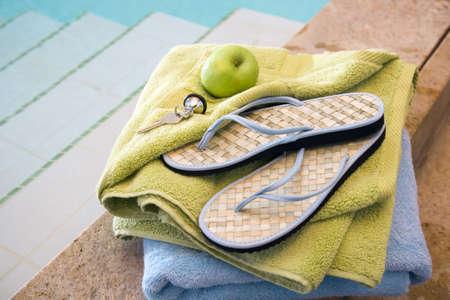 sandalias: Voltea flop por la piscina LANG_EVOIMAGES