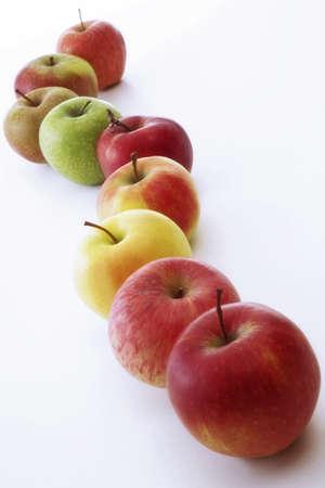 juxtaposing: apple sorts