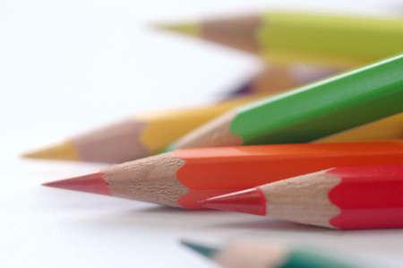 juxtaposing: pencils LANG_EVOIMAGES