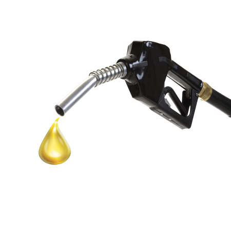 energy use: Nozzle and oil drop
