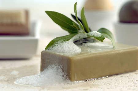 lebensfreude: Verschiedene Seifen